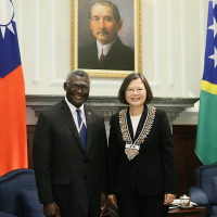 Taiwan remains 'important partner' says Solomon Islands prime minister