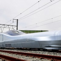 日本新世代子彈列車  時速近400公里