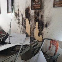 Man maimed by letter bomb explosion in Kaohsiung office