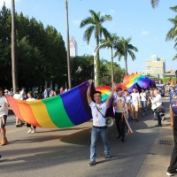 Political parties in Taiwan line up for battle over same-sex marriage bill