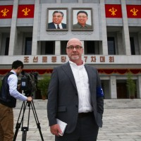 Eric Talmadge, AP's North Korea bureau chief, dead at 57