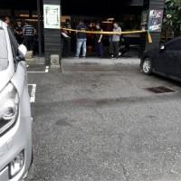 台中茶館驚傳槍擊案1死2傷 2歹徒開26槍逃逸