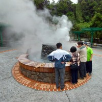 NE Taiwan's Jioujhihze hot spring egg-boiling area reopens to visitors on May 21