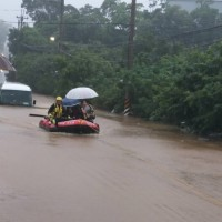 Level 1 flood warning issued for N. Taiwan