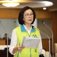 Tainan City Councilor accuses President Tsai Ing-wen of 'trying to win primary at all cost'