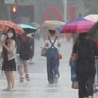 嚴防大雨 明起變天 「梅雨季」第四道鋒面下週報到