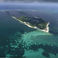 令人驚艷的東沙環礁國家公園