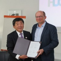 Taiwan and Switzerland ink agreement on disaster rescue collaboration