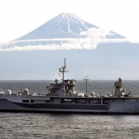 US, Japan, Australia, and S. Korea join inaugural 'Pacific Vanguard' naval exercises