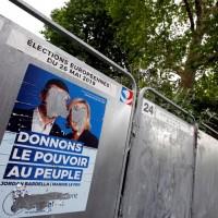 歐洲議會23日至26日選舉議員 英荷兩國率先展開投票