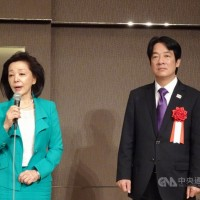 Japanese commentator backs ex-Premier Lai for president of Taiwan