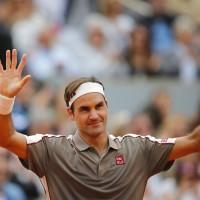 網球天王費德勒 法國公開賽旗開得勝