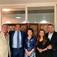 Honduras Second Vice President visits Taiwan