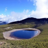 Volunteer job to maintain Taiwan's Jiaming Lake trail in great demand
