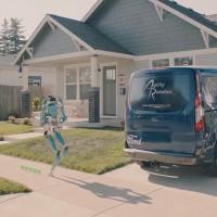福特研發「送貨機器人」 儼然《星戰》機器人大軍平民版