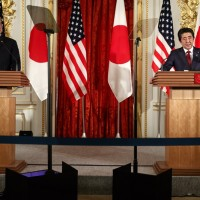 Trump secures major F-35 deal on state visit to Japan