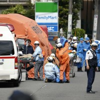 Knife attack at Japan bus stop wounds 19, kills at least 1