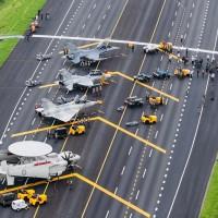 國防部5月舉行漢光35號演習(照片來源:資料照片/國防部發言人臉書)