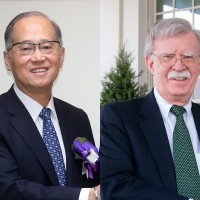 China rankled by rare Taiwan-US security official meeting