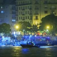 匈牙利多瑙河遊船翻覆 7名南韓遊客罹難19人失蹤