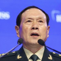 Beijing will risk everything to annex Taiwan, says Chinese Defense Minister