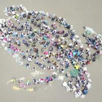 響應世界海洋日 環保署揪連鎖企業及民眾一起淨灘
