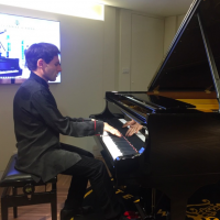 Modern pianist Boris Giltburg to perform at Taipei National Concert Hall Tuesday night