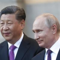 中俄首腦會談 普丁:兩國關係達史上最好