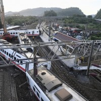 Taiwan train driver charged with negligent manslaughter for derailment which killed 18
