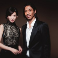 Taiwan supermodel Lin Chi-ling marries Japanese pop band Exile member Akira