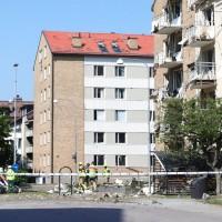 瑞典南部城市公寓傳爆炸 25人輕傷