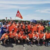宜蘭龍舟賽 外籍移工組隊報名 充分展現運動家精神!