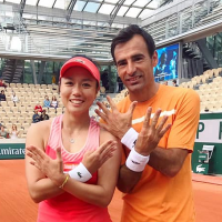 Taiwan's Chan, Dodig defend title in French Open mixed doubles