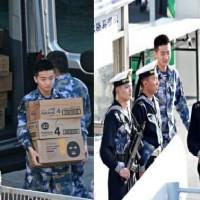 自己國內奶粉不敢喝? 中國軍艦訪澳洲狂買嬰兒奶粉