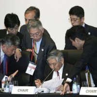 G-20 finance leaders' goal: Adapt to turmoil in trade, tech