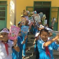 社福基金會推閱讀計畫 1萬5000名越南孩童受惠