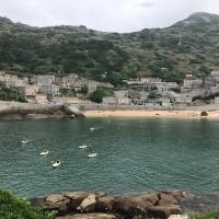 Taiwan's Matsu offers tourists free kayaking activities