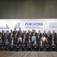 G20財長聯合聲明最終稿 刪除「解決貿易爭端」字眼