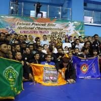 印尼武術大賽發揮互助精神 百位新住民與移工響應