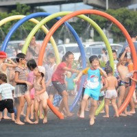 Free water fun at Taipei's Dajia Water Playground available from June 1
