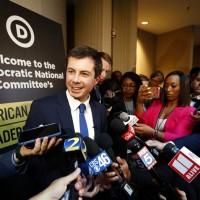 美國民主黨初選 37歲同志市長布特傑備受矚目