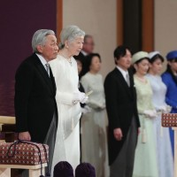 明仁上皇參訪京都 退位後首次地方參訪
