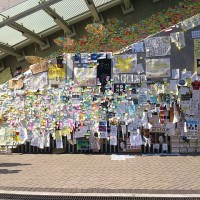 香港金鐘「連儂牆」同一地點再現 添華道爆發警民衝突