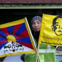 China sent Panchen Lama to visit Thailand