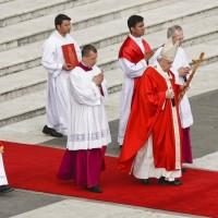 中國公然違反《梵中協議》 打壓天主教逼神父唱愛國紅歌