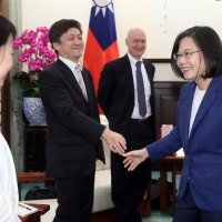Taiwan President Tsai emphasizes solidarity after winning DPP primaries