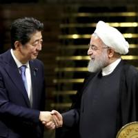美伊和事佬安倍訪伊朗 最高領袖:伊朗無發展核武意圖