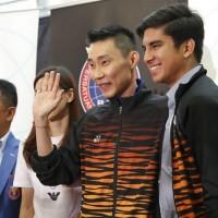 World badminton great Lee Chong Wei announces retirement