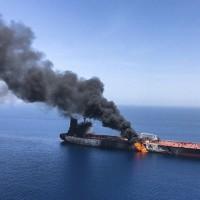 中油油輪阿曼灣遇襲 美譴責:伊朗幹的 俄:別急著下定論