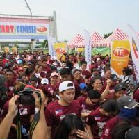 菲律賓國慶路跑週日登場 移工、新住民邀你一起熱血開跑